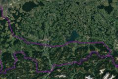 Rossfeld Panoramastraße - Oktober / 09 / 2018 - 430 km - 8,5 Std.