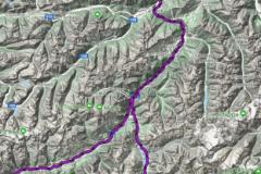 Stilfserjoch - September / 12 / 2018 - 570 km - 11 Std 40 min