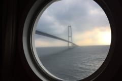 Brücke über den großen Belt