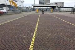 Warten auf die Fähre - IJmuiden